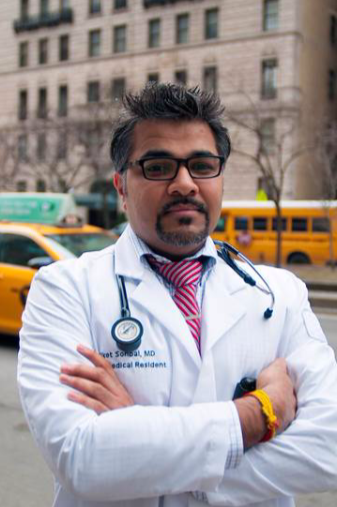 Long Island Colleges >> Niket Sonpal   Touro College of Osteopathic Medicine   Touro College