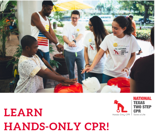 National Texas Two Step CPR
