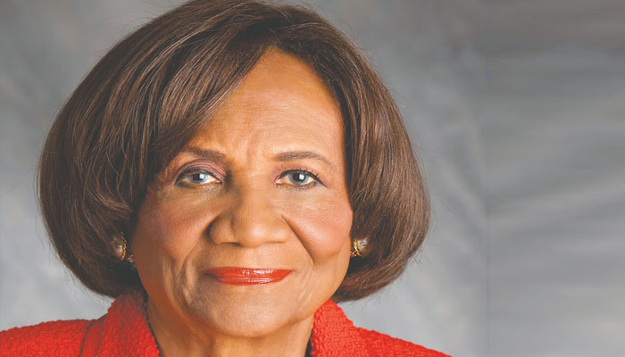 Dr. Hazel Dukes is among the founding CAB members to be honored.
