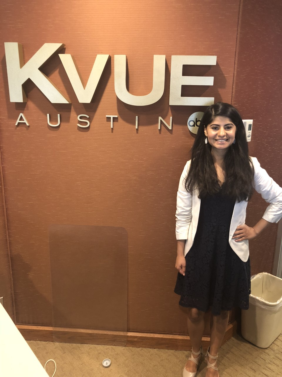 Dr. Neha Sharma, TouroCOM Harlem Class of 2011, provides expert medical commentary for KVUE, an ABC-affiliated television station licensed to Austin, Texas