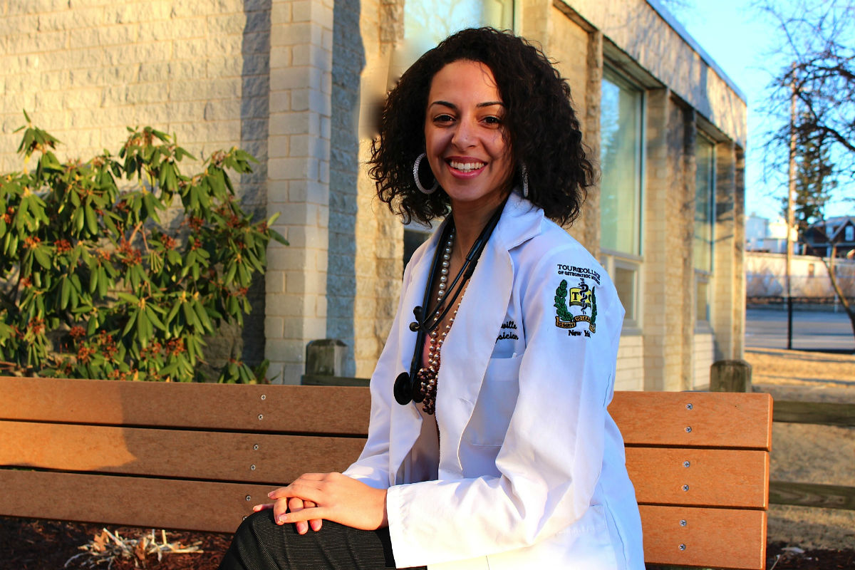 Touro College of Osteopathic Medicine Student Wins