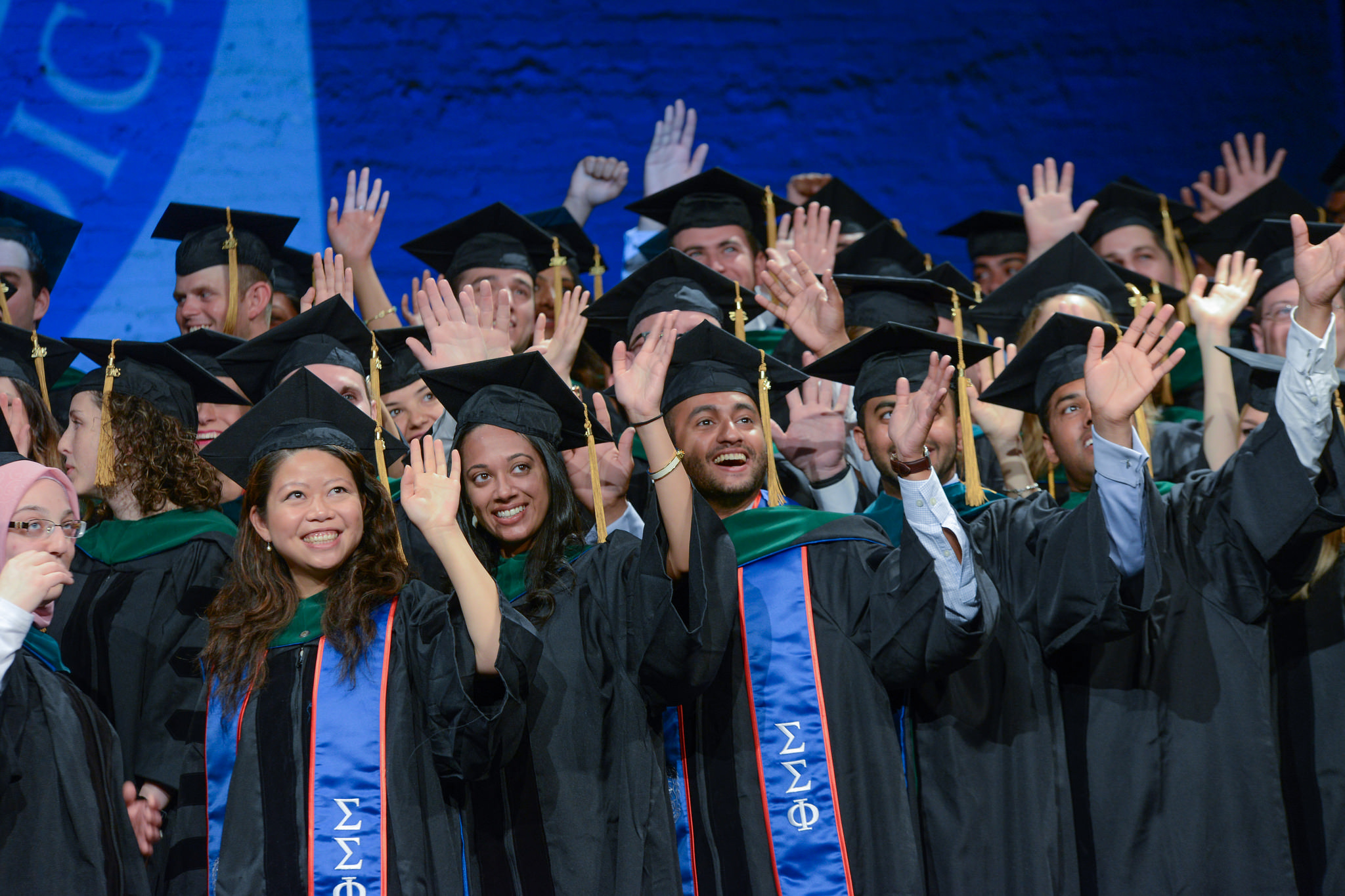 fifth class of medical students graduate from touro college of
